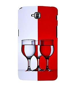 Drinks Glasses 3D Hard Polycarbonate Designer Back Case Cover for LG G Pro Lite :: LG Pro Lite D680 D682TR :: LG G Pro Lite Dual :: LG Pro Lite Dual D686