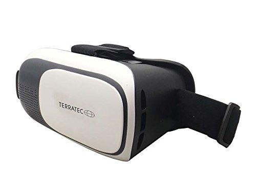 Brille VR TerraTec 1Virtual Reality & 3d glasses