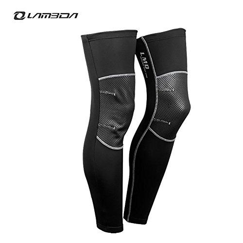 4Ucycling Unisex Leg Warmers Sport Thermo-Beinwärmer Fahrrad Beinlinge Radsport