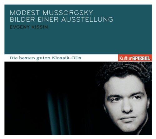 KulturSPIEGEL - Die besten guten Klassik-CDs: Modest Mussorgsky - Bilder einer Ausstellung -