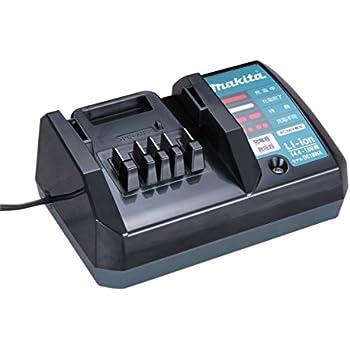 Chargeur de batterie au lithium pour 10.8V 12V Makita DC10WD BL1015 100-240V