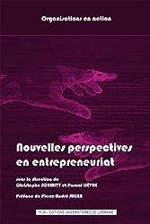 Nouvelles Perspectives en Entrepreneuriat
