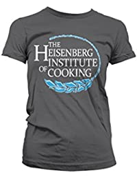Officiellement Marchandises Sous Licence Heisenberg Institute Of Cooking Femme T-Shirt