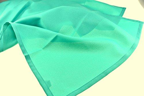 clarigo Tischdecke Tischläufer Läufer Tischdeko Tischdekoration Tischwäsche grün