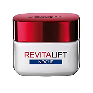L'Oreal Paris Revitalift Crema de Noche Anti-Arrugas – 50 ml