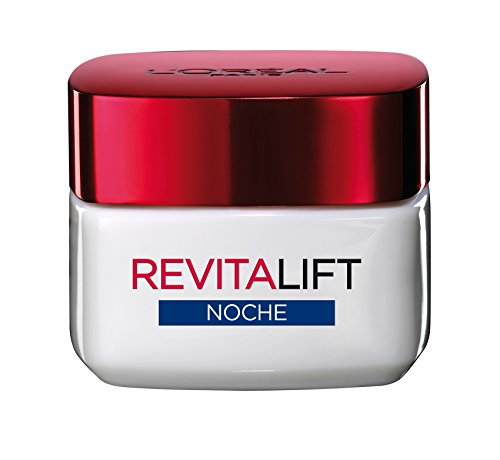 L'Oreal Paris Crema Noche Antiarrugas Revitalift - 50 ml