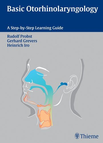 Basic Otorhinolaryngology: A Step-by-Step Learning Guide by Louis Probst (21-Sep-2005) Paperback
