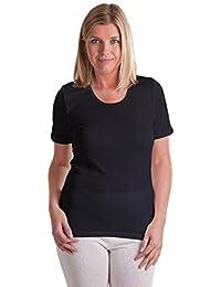 OCTAVE® t-shirt thermique pour femme (plus de chaleur)