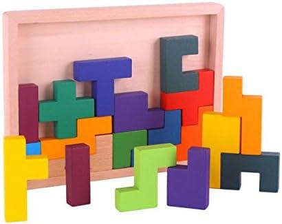 KYOKIM Jouets éducatifs pour pour pour  s, Tetris Plus épais Jouets De Table adaad9