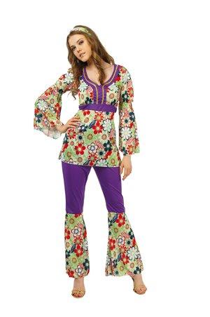 �m Blossom Woman, Einheitsgröße 36-42 (Blossom Kostüm)