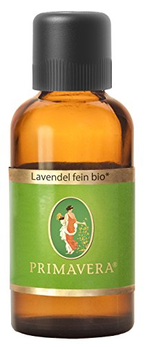 Primavera Bio Lavendel fein, 50 ml