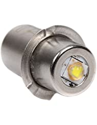 Nite Ize Birne LED-Upgrade-Conversion Bulb II C und D Batterien, NI-LRB2-07-PR