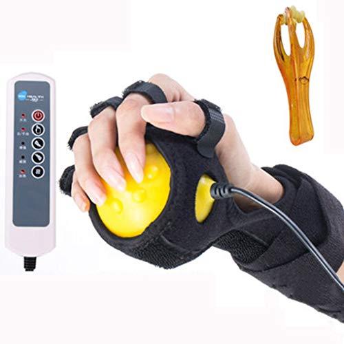 Finger Rehabilitation Trainingsgeräte bezieht Sich auf die Platte elektrische Hand heiße Kompression Massage Hemiplegie Übungsball (Für übungsbälle Die Hände)