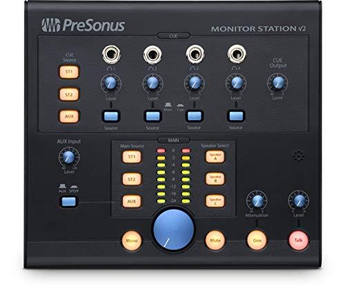PreSonus Monitor Station V2 Desktop Studio Control