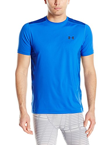 Under Armour Fitness Raid Short Sleeve Tee Herren Fitness - T-Shirts & Tanks blau
