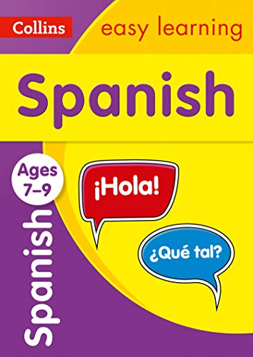 Spanish Ages 7-9 (Collins Easy Learning KS2) por Collins Easy Learning