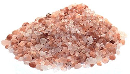 Preisvergleich Produktbild Salz Salzkristall Badesalz südl. Himalaya 2 kg Granulat Pakistan-Salt Range