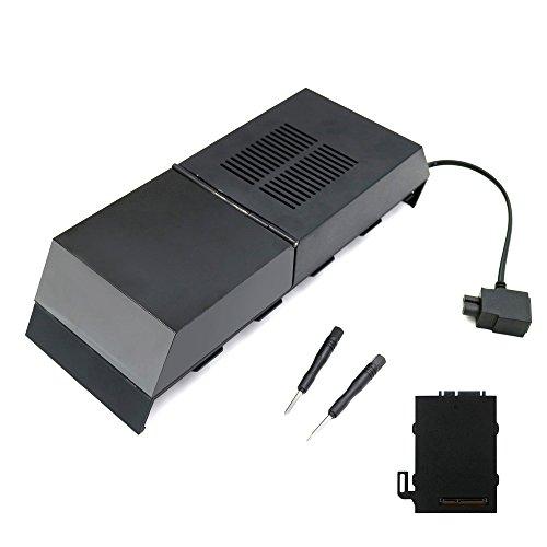 ayStation 4 (PS4) Festplatte mit LED-Anzeige, Standard 2,5