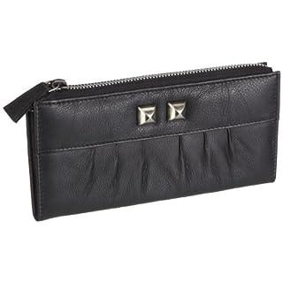 Maanii maanii wallet 981860 Damen Portemonnaies, Schwarz  (Black), 20x10,5x1,5 cm (B x H x T)