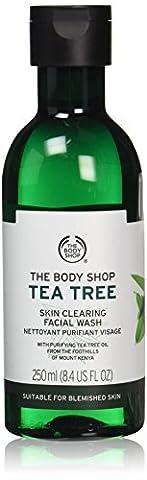 The Body Shop Nettoyant Purifiant de Visage Arbre à Thé 250 ml