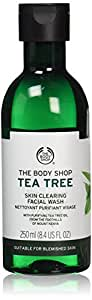 The Body Shop Tea Tree Skin Cleaning Facial Wash, 250ml