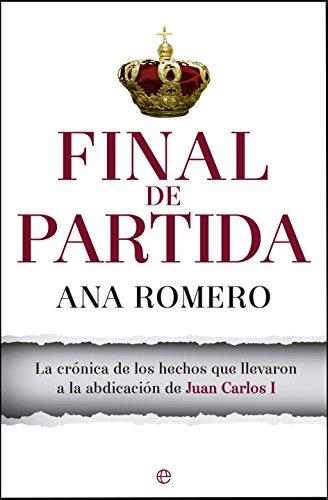 Final de partida (Actualidad) por Ana Romero