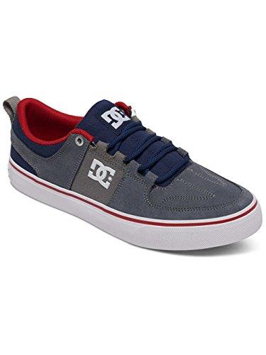 Herren Sneaker DC Lynx Vulc Sneakers grey/dark navy