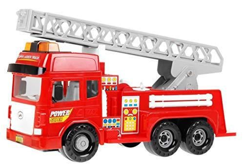 BSD Spielzeugauto Feuerwehr Feuerwehrauto - Soundeffekte