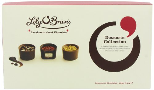 Lily O'Brien's Desserts Collection 230g Lily Dessert