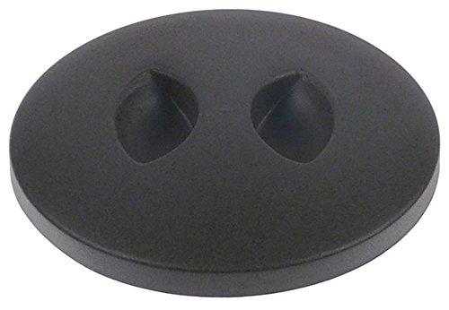 Mazzer Deckel für Kaffeemühle MINI, Macinadosatore-Mini für Kaffeebohnenbehälter ø 157mm