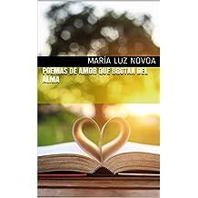 Poemas de amor que brotan del alma