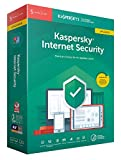 Kaspersky Internet Security 2019 5 User Upgrade Sierra Box