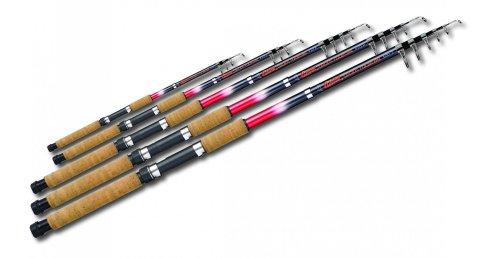 Trout Master Rute DLX 270 mit Korkgriff - Qualität von PALADIN
