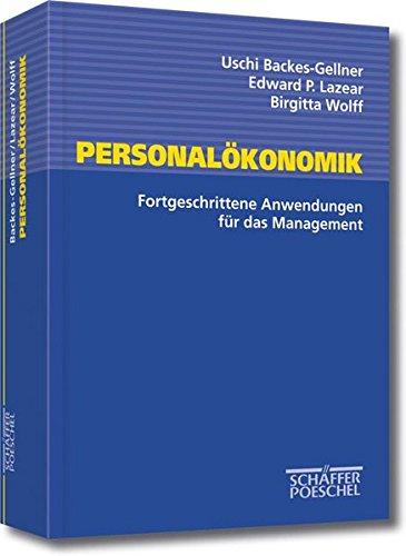 Personalökonomik: Fortgeschrittene Anwendungen für das Management