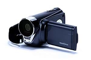 Teknofun 811221 Caméra Vidéo Numérique 10 MP Noir
