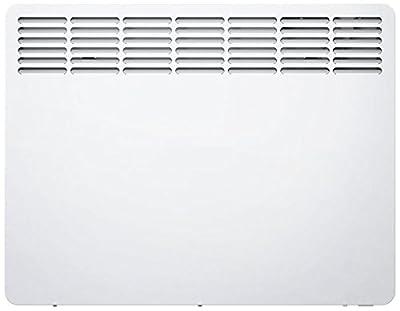 Stiebel Eltron 236524 CNS 50 TREND Wand-Konvektor 500 W, für ca. 5 m², Frostschutz, Wochentimer, offene Fenster Erkennung, LC-Display, Alpineweiß
