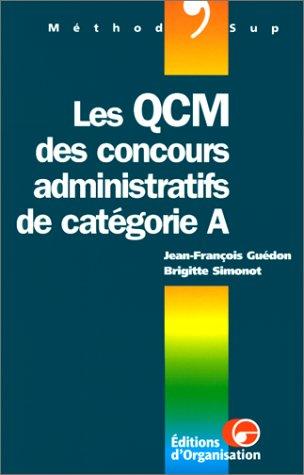Les QCM des concours administratifs de c...