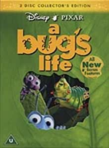 A Bug's Life - 2 Disc Collector's Edition [DVD] [1999]