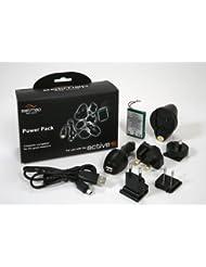 Satmap GPS System Standard Akku Pak mit Ladegerät (Weltstecker)