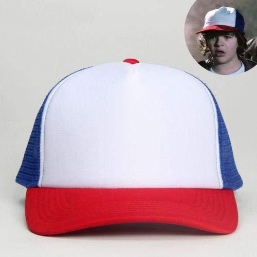 Stranger Things Red, White & Blue Mesh Trucker Cap Serie Mesh Cap