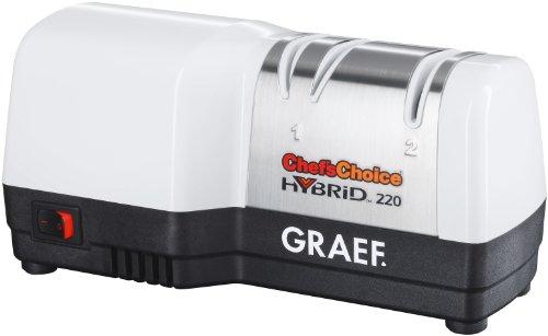 Graef Hybrid-Messerschärfer CC 80