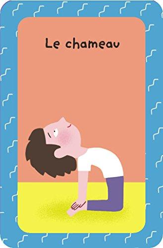 52 postures de yoga pour les enfants