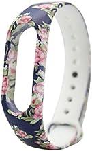 Para Xiaomi banda de silicona Sannysis funda de reemplazo para Xiaomi Mi Band 2 Bracelet