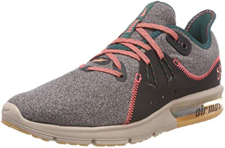 NIKE W Air Max Sequent 3 PRM V, Chaussures de de de Running Compétition FemmeB078L32T26Parent   Promotions  a52d27