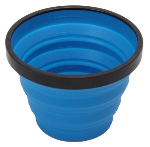 faltbecher silikon Sea to Summit X-Cup/XCup - 250ml - Zusammenfaltbare Tasse