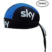 3a7e0a7707783 Feilaxleer 2 Sombreros de Ciclismo de Secado Rápido