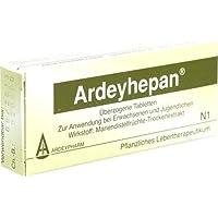Ardeyhepan überzogene Tabletten 20St preisvergleich bei billige-tabletten.eu