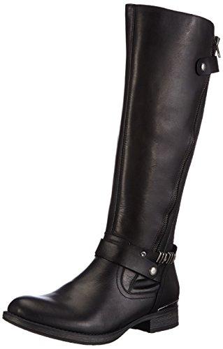 Remonte D4174 01, Bottes femme Noir (Nero/Schwarz)