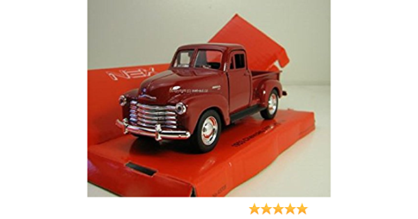 Chevrolet Chevy 3100 Pick-Up Weiss 1953 ca 1//43 1//36-1//46 Welly Modell Auto mi..