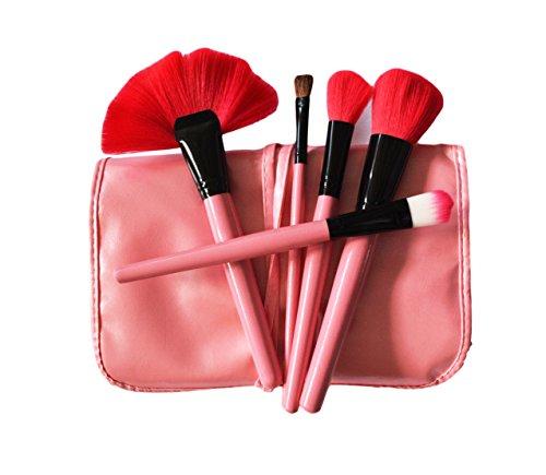 Lot de pinceaux de maquillage et Cosmétique Ombre à paupières Brosse Kabuki Llb professionnel de qualité premium